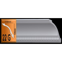Cornice polistirolo VD22G
