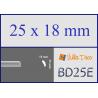 Cornice polistirolo BD25E