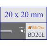 Cornice polistirolo BD20L