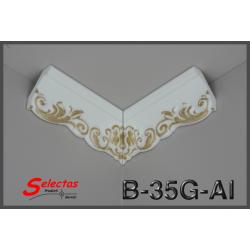Angolo interno pretagliato B-35G-AI