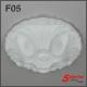 Rosone polistirolo F05