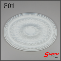 Rosone polistirolo F01