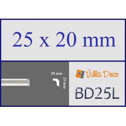 Cornice polistirolo BD25L