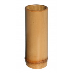 Bicchiere in bamboo