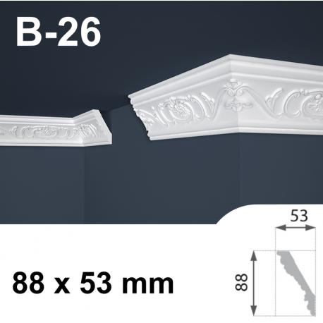 Cornice polistirolo B-26