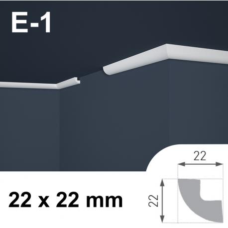 Cornice polistirene E-1
