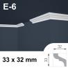 Cornice polistirene E-6