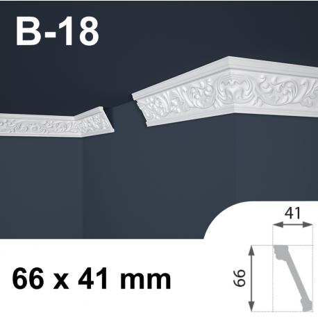 Cornice polistirolo B-18